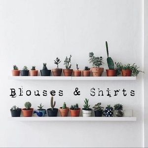 Tops - Blouses and Shirts